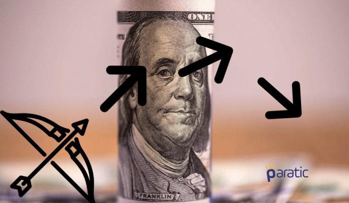 4,97 ile Tarihi Rekoru Kıran Dolar Yeniden 4,81'lere Geriledi