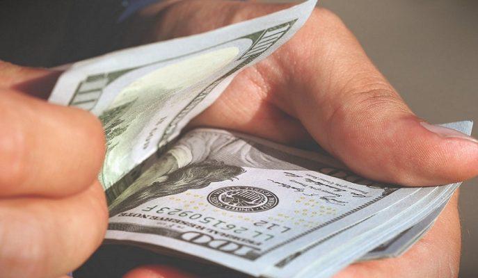 Düşüşünü Devam Ettiren Dolar Yeni Haftaya 4,56'dan Başladı
