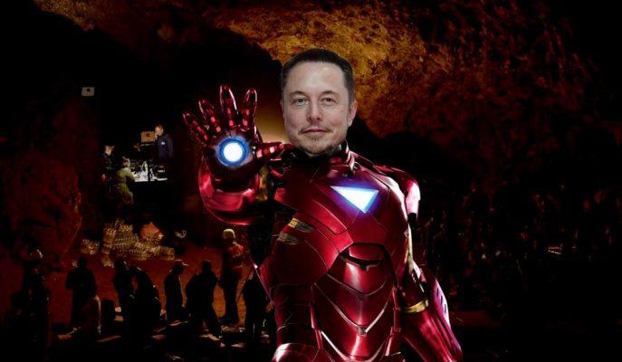 Elon Musk Mühendislerini Tayland'daki Kurtarma Operasyonuna Yolluyor!