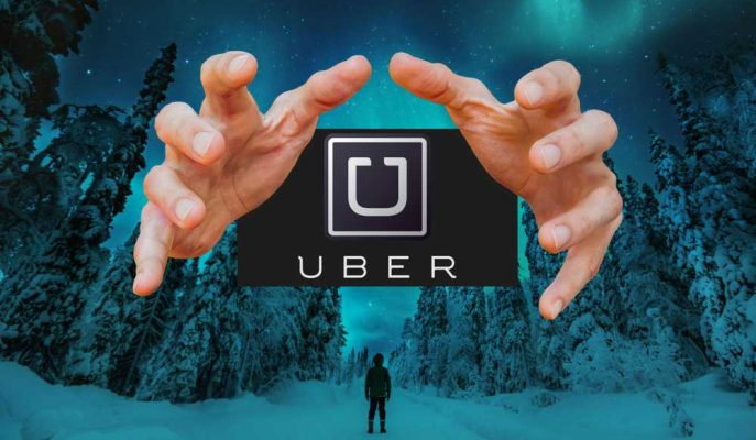 Engelleri Bir Bir Aşan Uber Finlandiya Savaşını da Kazandı!