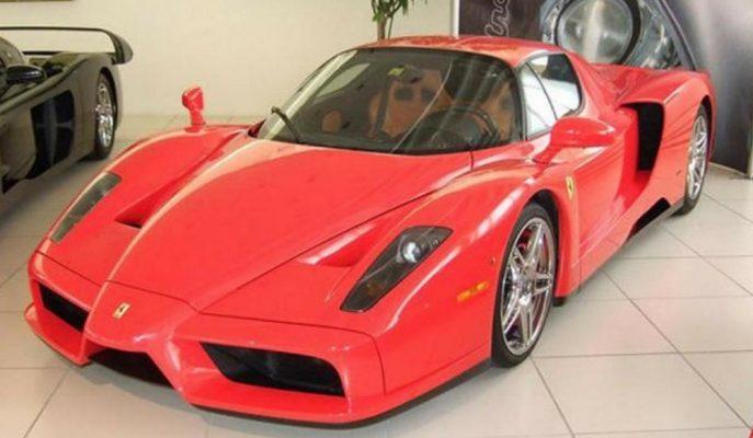 """Gelmiş Geçmiş En İyi F1 Pilotu """"Michael Schumacher""""ın Enzo Ferrari'si Satılıyor!"""