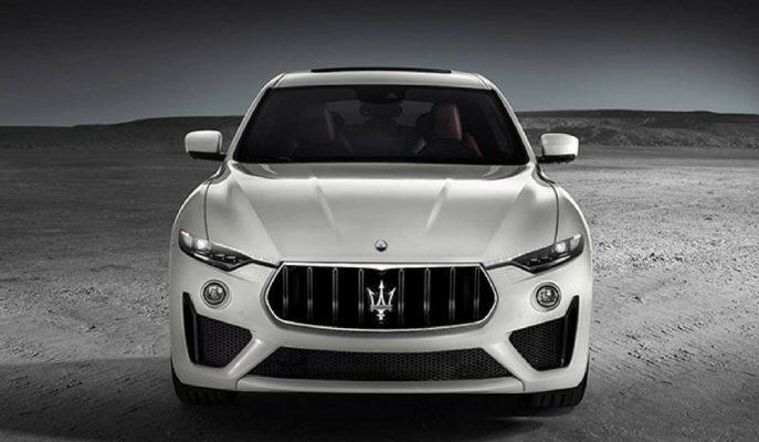 Ferrari Motoruyla Desteklenen En Hızlı Maserati Levante GTS SUV Geliyor!