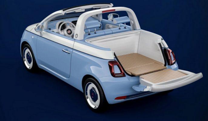 Fiat, Yeni 500 Spiaggina'dan Doğum Yılına Özel 1958 Adet Üretecek!