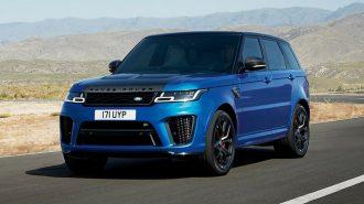 Güçleri 500 Beygirden Fazla Olan En İyi ve Hızlı 9 Benzinli SUV Model!