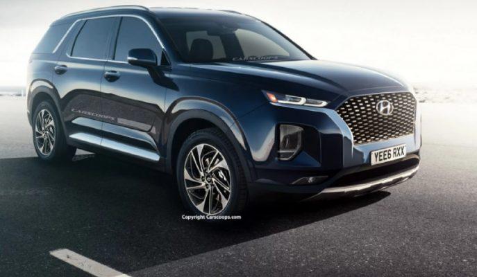 Hyundai'nin HDC-2 Konsepti En Büyük SUV Palisade'yi İşaret Ediyor!