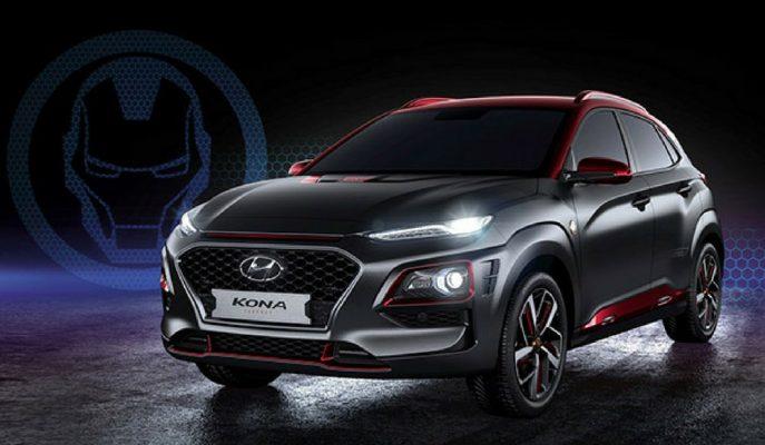 """Hyundai Kona """"Iron Man Edition"""" Gerçek Dünyayla Buluşturuldu!"""