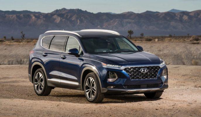 Hyundai Yeni Santa Fe SUV'u için 2 Farklı Motor Tipi Geliştiriyor!