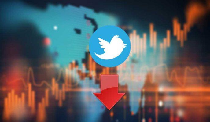 İkinci Çeyrekte Beklentileri Karşılayamayan Twitter Sert Düştü!