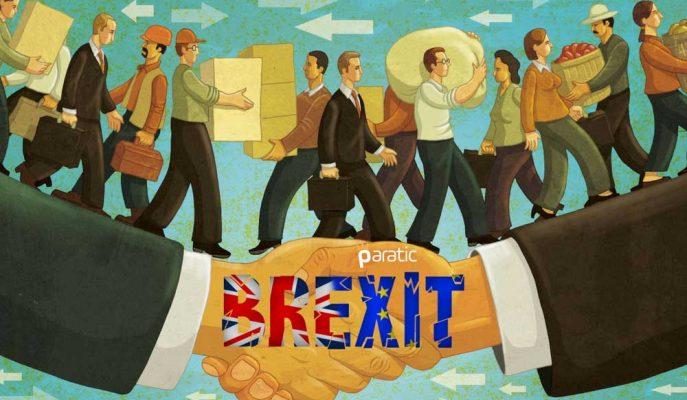 İngiliz Hükümetinden Brexit Teklifi: Mallar için Serbest Ticaret Bölgesi