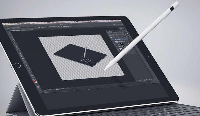 Adobe'dan iPad Kullanıcılarını Sevindirecek Haber: Tam Sürüm Photoshop Geliyor!