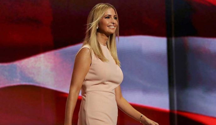 ABD Başkanı'nın Büyük Kızı Ivanka Trump Moda Markasını Kapatacağını Açıkladı!