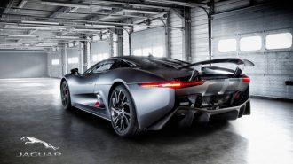 """Jaguar Yeni Aracı için """"J-Type"""" İsmini Tescilledi!"""