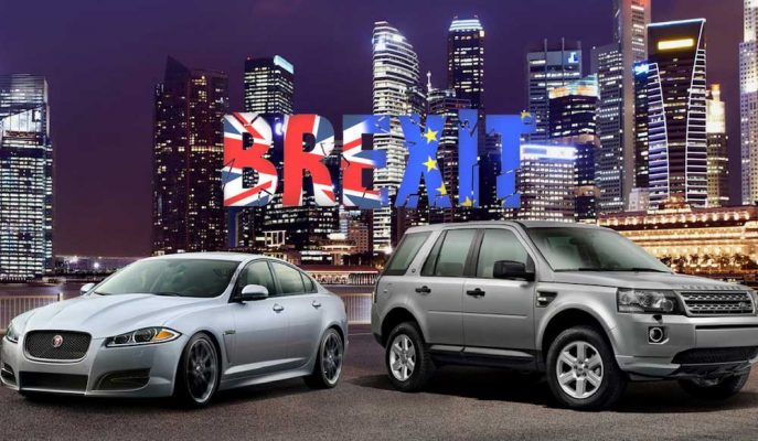 """Jaguar Land Rover: """"Brexit 80 Milyar Sterlin Yatırım Planımızı Tehdit Ediyor"""""""