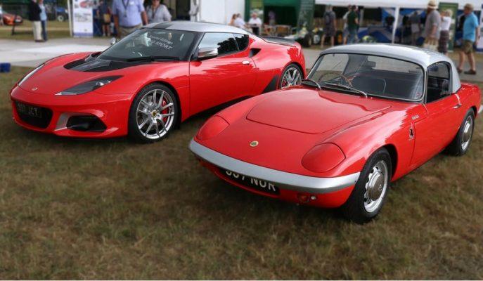 """Lotus 100.000'ninci aracı Evora GT410 Sport'u """"Jim Clark"""" Adına Banttan İndirdi!"""