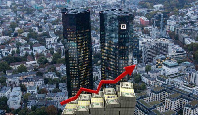 JPMorgan ile ICBC Deutsche Bank'la İlgileniyor İddiaları Hisseleri Yükseltti!