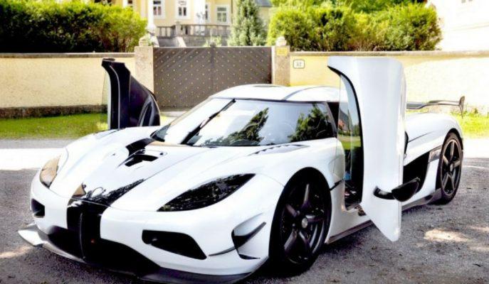 "Dünya Rusya'da Satılan ""Koenigsegg Agera RS""i Konuşuyor!"