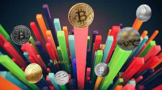 Kripto Paralar Yeni Haftaya Yüzde 4'ü Aşan Yükselişle Giriş Yaptı