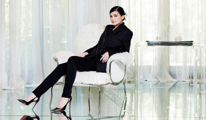 Kylie Jenner Dünyanın En Genç Milyarderi Olma Yolunda İlerliyor!