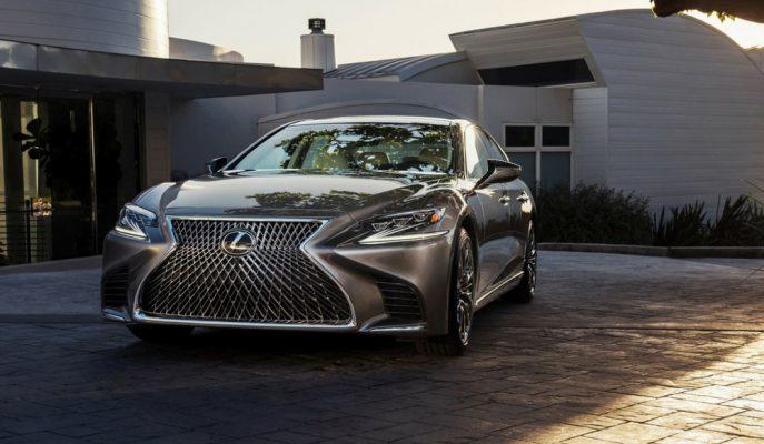 Lexus'un F Performans Birimi Yeni Bir Oluşuma Hazırlanıyor!