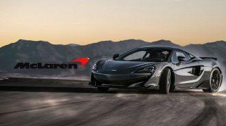 McLaren'in Track25 Yol Haritası Planları Dünyaya Damga Vuracak!