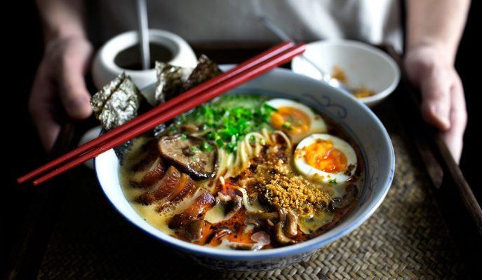 Noodle Devi Nissin Foods Yemek Teslimat Girişimlerinin Yükselişinden Faydalanacak!