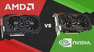 Ekran Kartı Piyasasının Devleri Nvidia ve AMD Sürücü Destekleri Karşılaştırıldı