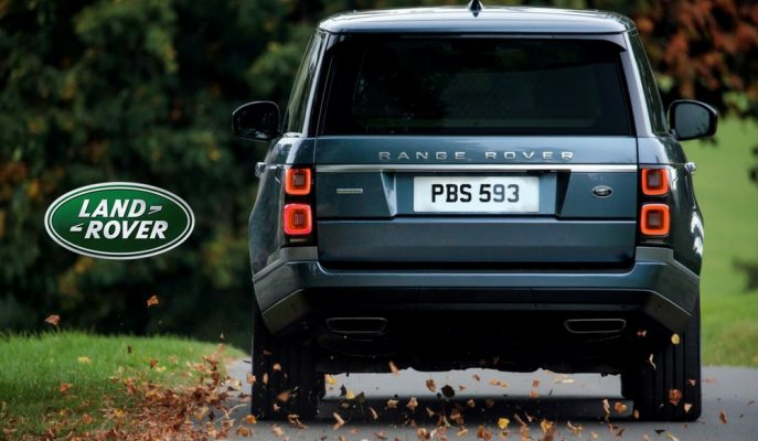 2021 Range Rover Vogue Benteyga ve Cullinan'ın Tahtını Almaya Geliyor!