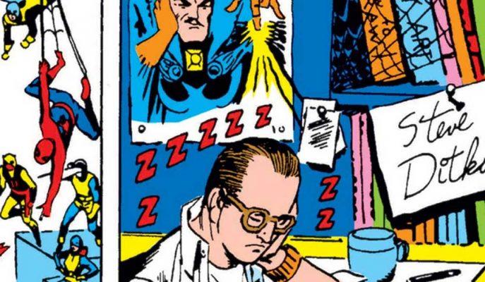 Spider-Man'in Ortak Yaratıcısı Steve Ditko Hayatını Kaybetti!