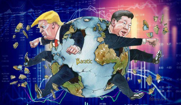 Ticaret Savaşları Küresel Piyasalarda Tüm Şiddetiyle Hissediliyor