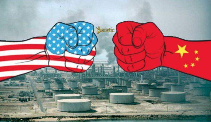 Ticaret Savaşları Petrol Fiyatlarını 5 Ayın En Büyük Kaybına Taşıdı
