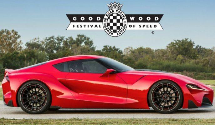 Toyota Supra'nın Üretim Versiyonu Goodwood Festivali'ne Geliyor!