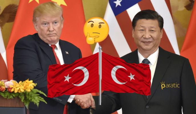 Türkiye ABD ile Çin Arasında Başlayan Ticaret Savaşlarından Yararlanabilir
