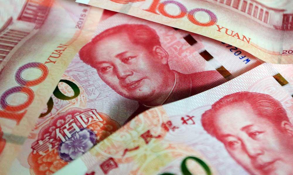 Uygulama ile Yuan Değer Kaybetti