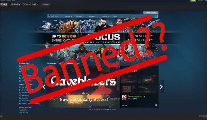 Valve Hile Yaptığı Tespit Edilen Binlerce Steam Hesabını Uzaklaştırıyor