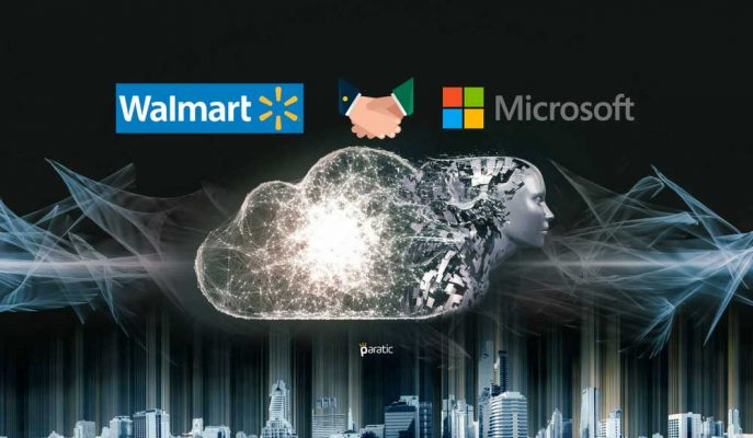 Wal-Mart ile Microsoft Amazon'a Karşı Stratejik Ortaklık Yaptı!