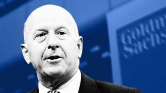 Wall Street'in En Güçlü CEO'larından Lloyd Blankfein'ın Halefi David Solomon Olacak!