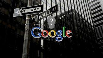 Wall Street'in Google'a Verilen Rekor Cezayla İlgili Dikkat Çeken Yorumları!