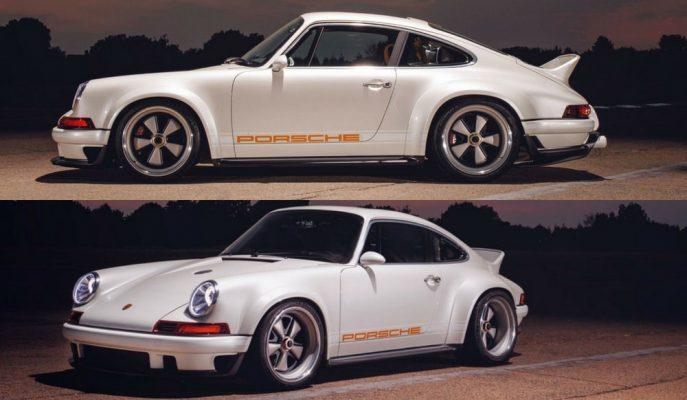 1.8 Milyon Dolarlık Willams & Singer'ın İlk Porsche 911'i Üretildi!