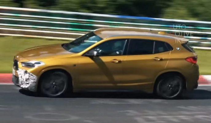 Yeni BMW X2'nin En Güçlü Versiyonu M35i Etkileyici Bir Motor Sesine Sahip!
