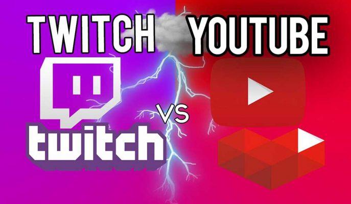 Oyuncuların Gözde Yayın Platformu Twitch'in Yükselişinden YouTube Memnun Değil!