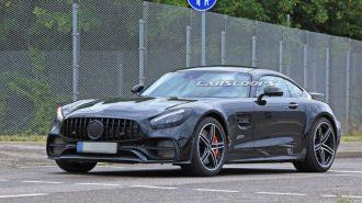 Mercedes AMG GT'sini Tazeliyor!