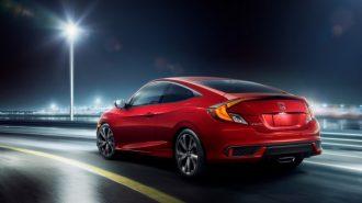 2019 Honda Civic Amerika'ya Makyajlı Haliyle Geliyor!