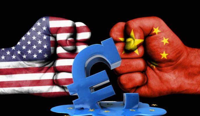 ABD – Çin Ticaret Savaşının En Büyük Mağlubu Avrupa Olacak!