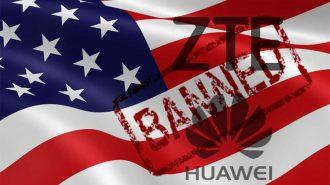 Trump'ın Yaptırımlarının Sonu Gelmiyor: Hükümet Çalışanlarına Huawei ve ZTE Kullanımı Yasaklandı