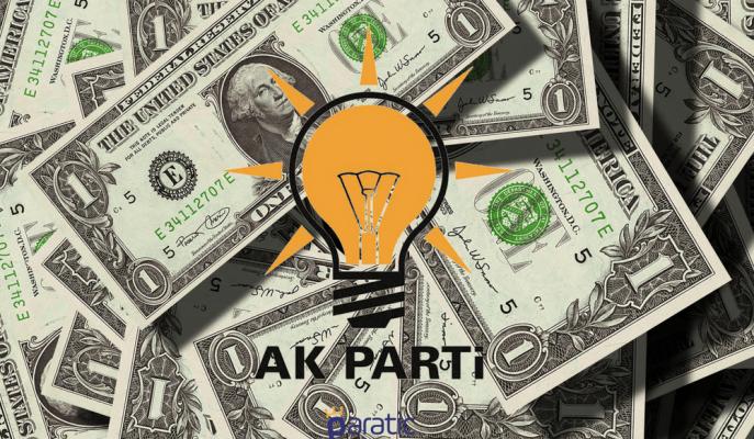 AK Partili Belediyelere Dolar Kullanmama Talimatı Verildi