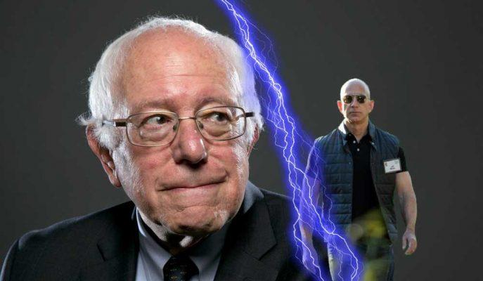 Amazon Bernie Sanders'ın Suçlamalarına Epey İddialı Bir Dille Yanıt Verdi!