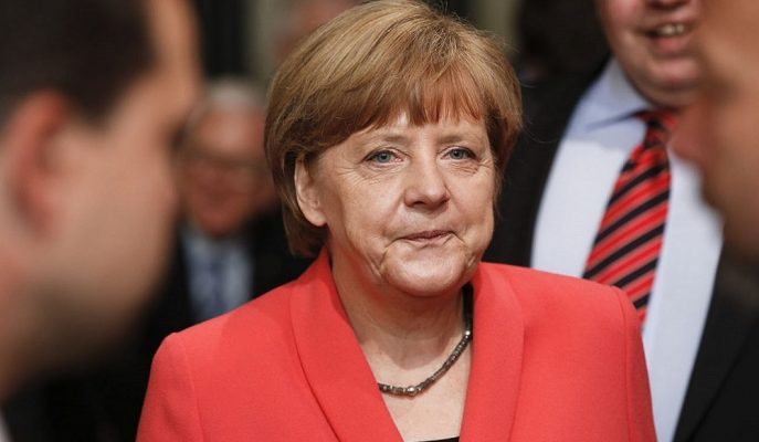Angela Merkel Türkiye'de Ekonomik Refah Görmek İstediklerini Söyledi
