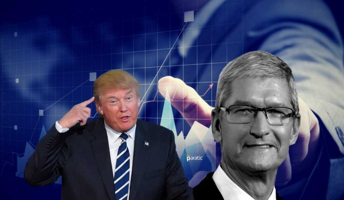 """Apple CEO'su: """"Trump'ın Tarifeleri Ekonomiyi ve Tüketiciyi Kötü Etkileyebilir"""""""