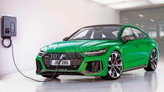 2020 Yeni Audi RS7 Marka Tarihinin En Hızlısı Olacak!
