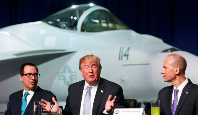 """Boeing CEO'su: """"ABD – Çin Ticaret Savaşı Küresel Havacılık Sektörü için Tehdit"""""""